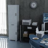 Sanal Mobilya Sorrento Çok Amaçlı Ofis Dolabı G2-Ç1-K5-K8