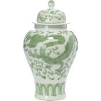 Beymen Home Legend Of Asia Celadon Dragon Lotus Tem Çok Renkli Vazo