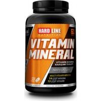 Hardline Nutrition Vitamin Mineral 120 Tablet
