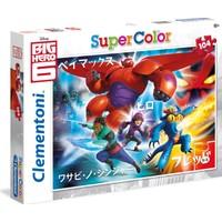 Clementoni 27918 Rakipsiz Big Hero 6 104 Parça Çocuk Puzzle