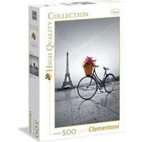 Clementoni 500 Parça Paris'te Romantik Gezinti Puzzle