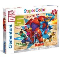 Clementoni 250 Parça Thrusters On Big Hero 6 Puzzle