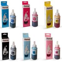 Photo Ink Epson Uyumlu 6 Renk Takım Photoink Plus Mürekkep - L800/L805/L810/L850/L1300/L1800