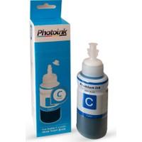 Photo Ink Epson T6732 Uyumlu 70 Ml Mavi Mürekkep - Kutulu Özel Ambalajında Photoink Plus Mürekkep - L800/L805/L810/L850/L1300/L1800