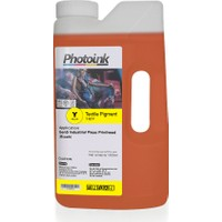 Photo Ink Ricoh Gen4 / Gen5 Kafalar İçin 1000 Ml Sarı Yellow Tekstil Mürekkep (T-Rtp)