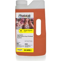 Photo Ink Kyocera Kafalar İçin 1000 Ml Sarı Yellow Tekstil Mürekkep (T-Ktp)