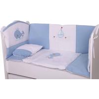 Babyhope Bebek Uyku Seti - Balıkçı 70*130