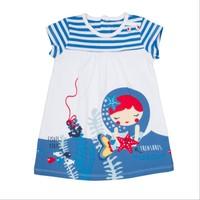 Bebepan Mermaid Penye Elbise Orjinal 3-6 Ay