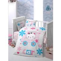 Kidboo Kittyı Baskılı Nevresim Takımı 100X150