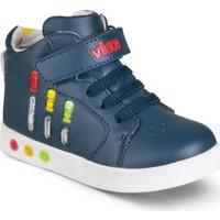 Vicco Bebe Işıklı Spor Ayakkabı 313.T.039 Lacivert / 23
