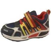 Vicco Bebe Işıklı Spor Ayakkabı 313.U.129 Lacivert - Kırmızı / 22