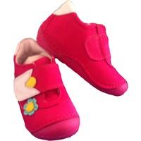 Vicco Bebe İlk Adım Deri Ayakkabı 918.Y.005 Fuşya / 20