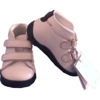 Vicco Bebe İlk Adım Deri Ayakkabı 918.Y.020 Beyaz / 20