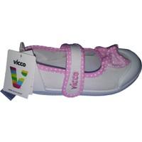 Vicco Bebe Keten Ayakkabı 209.S.042 Beyaz / 26