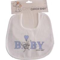 Chocobaby 1003 Bebek Mama Önlüğü Çift Kat Lamineli