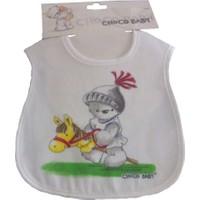 Chocobaby 1016 Bebek Mama Önlüğü Çift Kat Lamineli