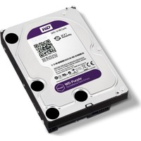 "Wd 2 Tb 3.5"" intellipower Purple Av-Gp 64Mb Sata Wd20Purx"