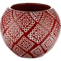 iHouse Xy03E Dekoratif Küp Kırmızı