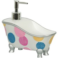 iHouse 1Bs106-49-W Küvet Sıvı Sabunluk Beyaz