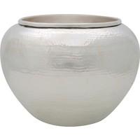 Yargıcı Gümüş Kaplama Pot ( 32 X 41 X 32 Cm )
