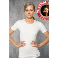 Doreanse 9555 Bayan Kısa Kollu Termal T-Shirt