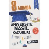 Robert Yayınları 8 Adımda Üniversite Nasıl Kazanılır