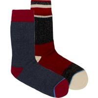 Bad Bear Erkek Çorap-Dean 2'Li Paket Renkli 41-45