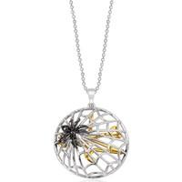 VAOOV 925 Ayar Gümüş Örümceğin Görevi Kolye