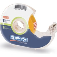 Gıpta Bant - 12mm X 33 Mt + Bant Kesme 12 Mm X 33 Mt