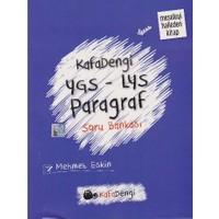 Eksen Yayıncılık Kafadengi Ygs-Lys Paragraf Soru Bankası