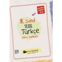 Eksen Yayıncılık Kafadengi 8. Sınıf Teog Türkçe Soru Bankası