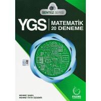 Palme YGS 20 Matematik Deneme Sentez Serisi