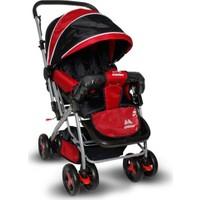 Aldeba 8028B Çift Yönlü Bebek Arabası