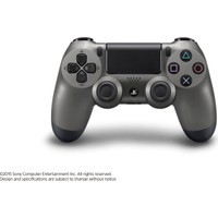 Sony Playstation 4 Dualshock 4 Kablosuz Kumanda Steel Black (Sony Eurasia)