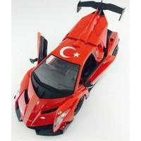 Erdem 1385-1A-26 U/K Şarjlı Araba