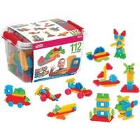 Dede 03075 Mono Blocks Box (112 Parça)