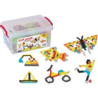 Dede 03144 Clıck Clack Puzzle Küçük Box 200 Parça