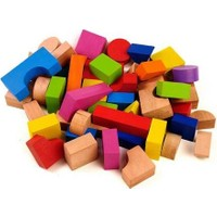 Bemi 1048 Ahşap Bloklar 39 Parça