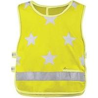 Akay Ip0202 Yıldızlı Sarı Gezi Önlüğü