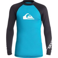 Quiksilver All Time Long Sleeve Çocuk Rashguard