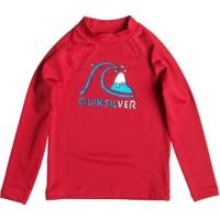 Quiksilver Bubble - Long Sleeve Çocuk Rash Vest