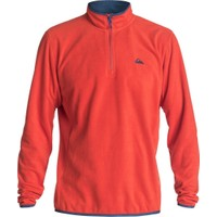 Quiksilver Mission Half-Zip Fleece Erkek Polar