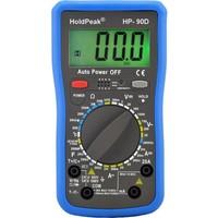 Holdpeak 90D Ölçü Aleti Multimetre