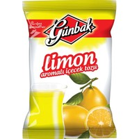 Günbak Limon Aromalı İçecek 250 G