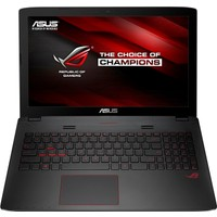 "Asus GL552NW-DM132T Intel Core i7 6700HQ 16GB 1TB + 128GB SSD GTX960M Windows 10 Home 15.6"" FHD Taşınabilir Bilgisayar"