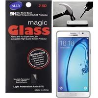 Ally Samsung Galaxy On7 Kırılmaz Cam Ekran Koruyucu