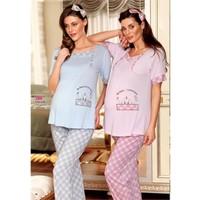 Poleren My Baby Lovely Baby Pijama Takımı L Pembe