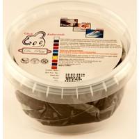 Dr Paste Şeker Hamuru 200 Gr - Siyah