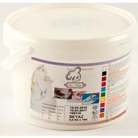 Dr Paste Şeker Hamuru 2.5 Kg - Beyaz