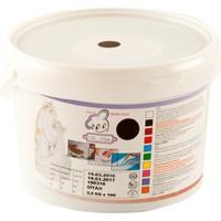 Dr Paste Şeker Hamuru 2.5 Kg - Siyah